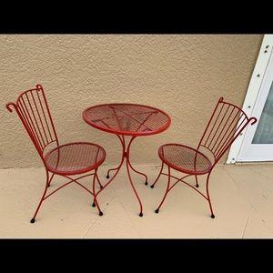 Outdoor / patio set